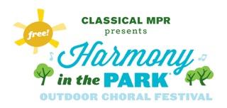 Harmony in the Park logo